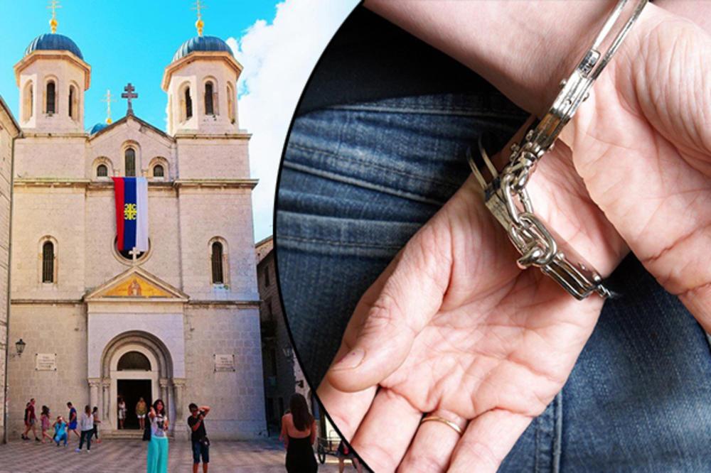 SRPKINJA NA POTERNICI ZBOG 250 EVRA: Opljačkala crkvu u Kotoru, tražili je 2 godine, pa konačno uhapšena!