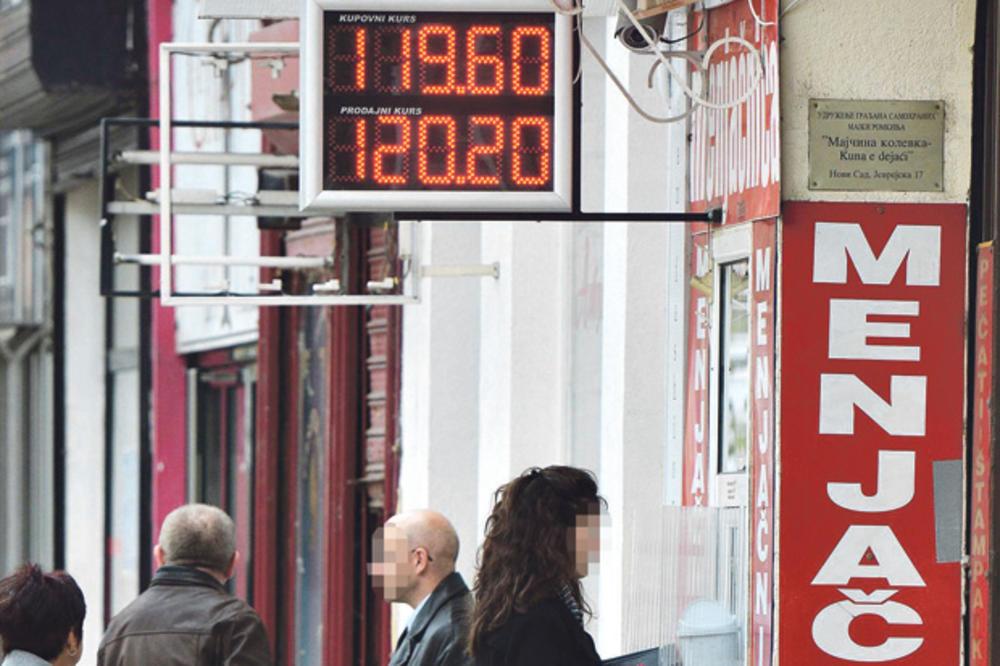 OVE VALUTE NISU POŽELJNE U SRBIJI: Problem za turiste i biznis, Turaka sve više, a lire ne priznajemo!