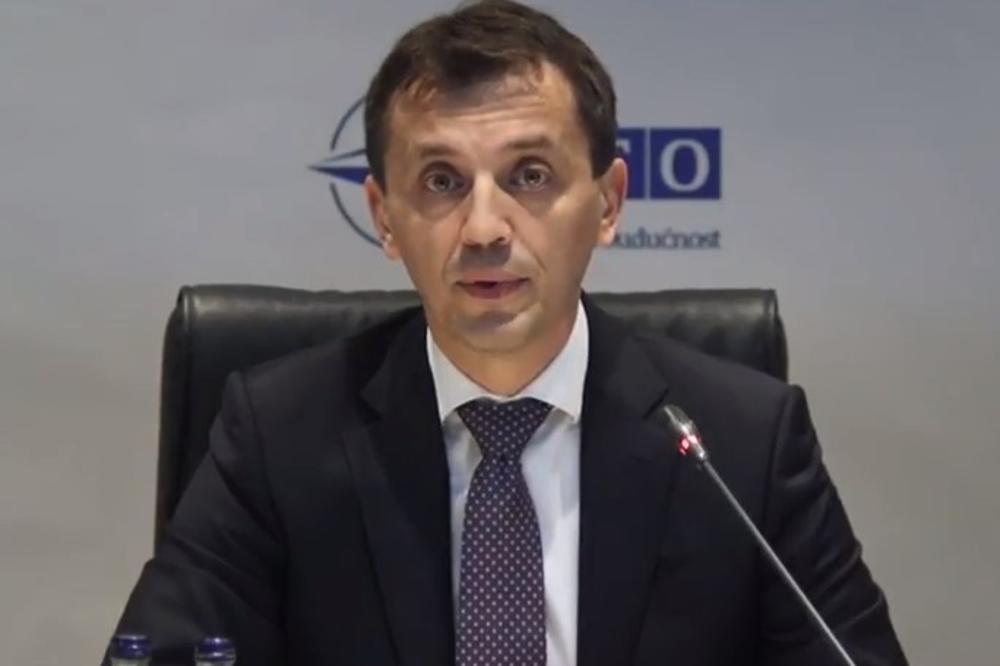 BOŠKOVIĆ: NATO preuzima kontrolu nad vazdušnim prostorom Crne Gore
