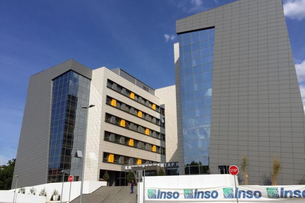 SKANDAL KOJI POTRESA SRBIJU! Ruše zid novog Kliničkog centra u Nišu da bi uneli medicinsku opremu?!