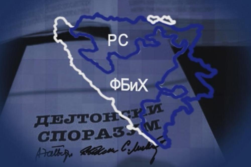 MUP REPUBLIKE SRPSKE RAZREŠIO MISTERIJU – Pronađeni Dejtonski sporazum nije originalan!