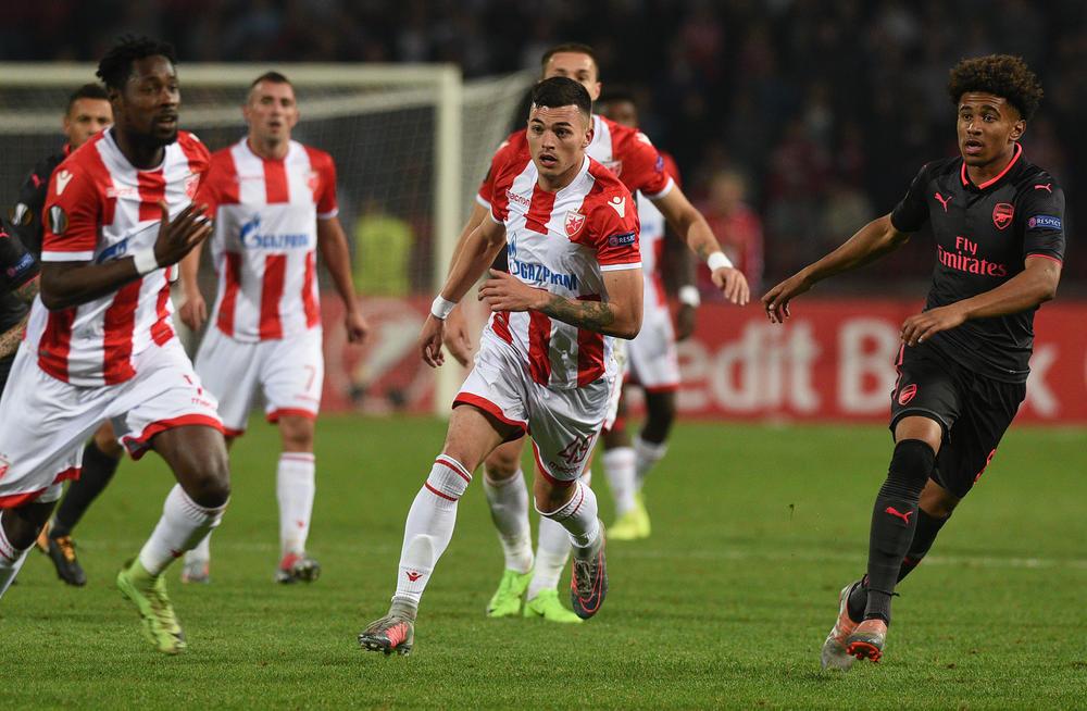 Arsenal - Crvena zvezda 0:0