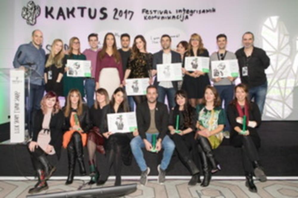 PRESTIŽNO PRIZNANJE: McCann Beograd treću godinu zaredom najuspešnija agencija u Srbiji