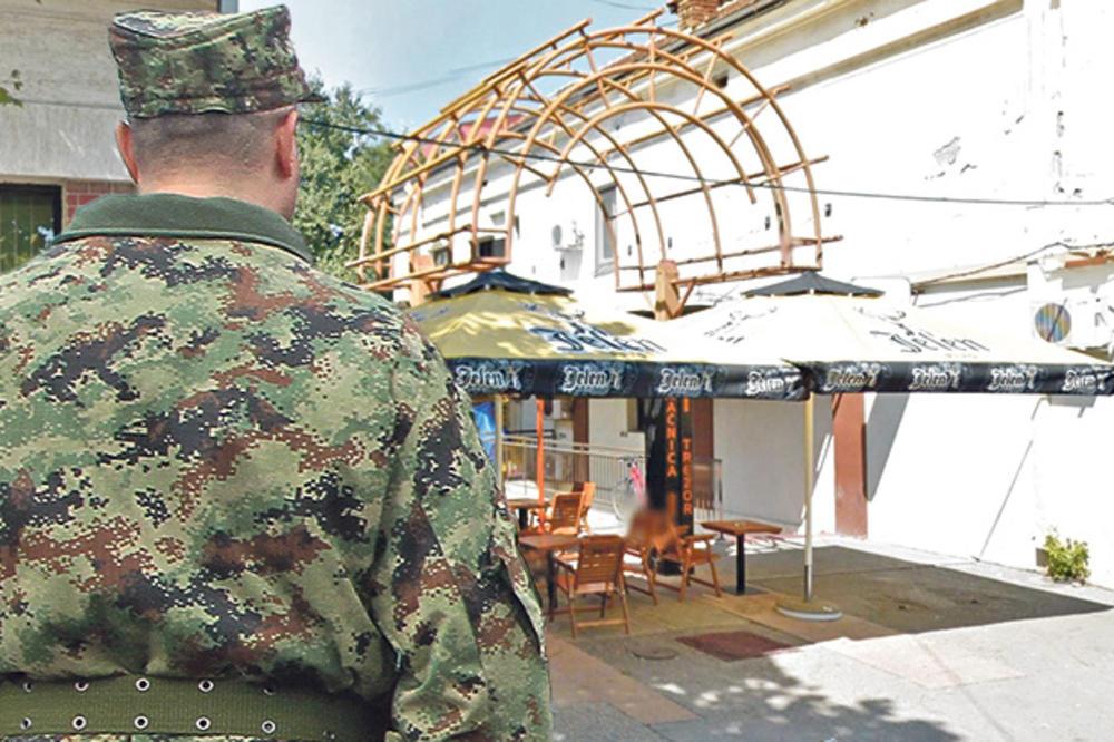 SKANDAL U LOKALU U POŽAREVCU: Vojnici izbačeni iz kafića zbog uniforme
