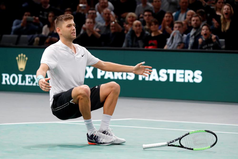 A SAD, FINALE! Krajinović saznao ime protivnika sa kojim će se boriti za titulu u Parizu