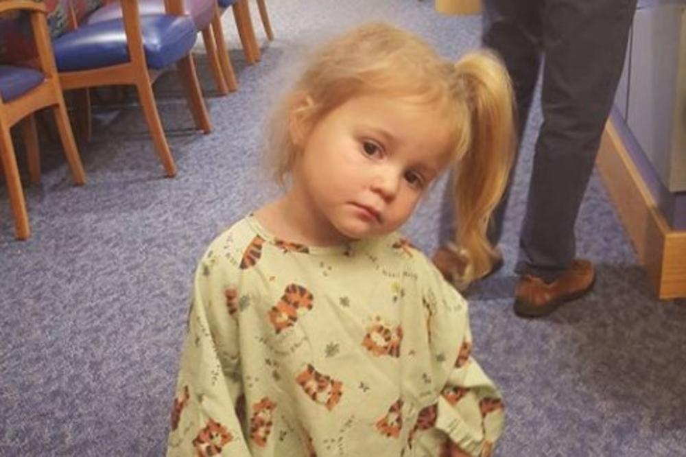 SOFIJA (5) ROĐENA JE SA POLA SRCA: Čudesna devojčica preživela je 3 operacije, a pred 4. je imala želju koja je neke zaprepastila a neke rasplakala!