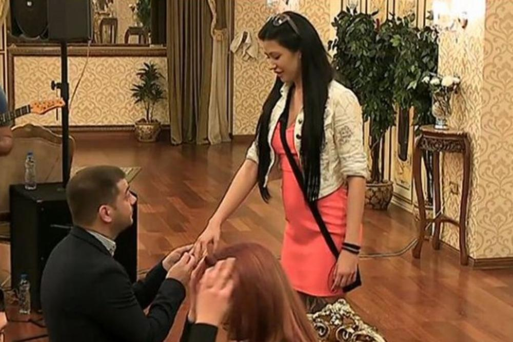 RASKINUTA VERIDBA POSLE NEKOLIKO SATI Ivan: Teodora ne zaslužuje da nosi moj prsten