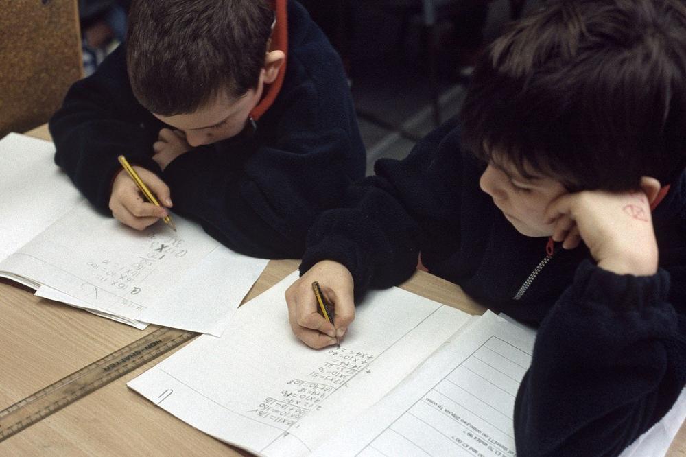 (FOTO) DALMATINAC NASMEJAO I UČITELJA: Odgovor đaka na testu iz matematike oduševio je sve u regionu
