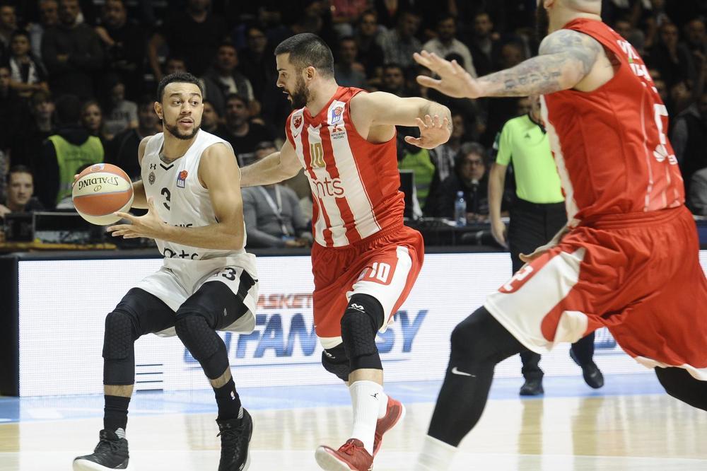 ANKETA: Zašto je Crvena zvezda pobedila Partizan u košarkaškom derbiju?