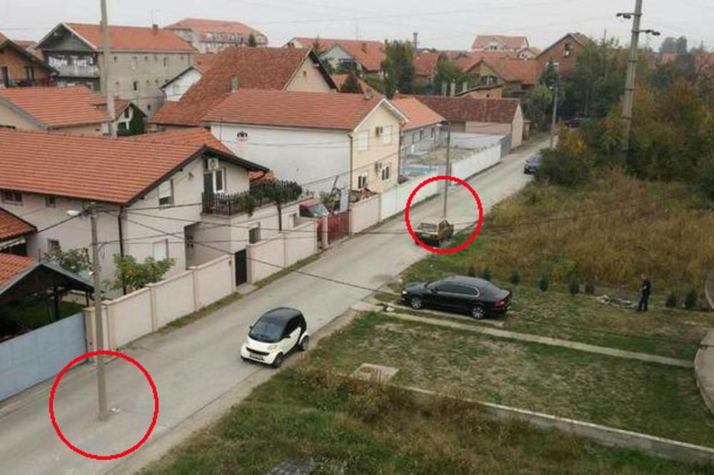 (FOTO) URBANISTIČKI HAOS USRED BORČE: Ceo Beograd je čuo za ovu ulicu i to zbog jednog detalja!