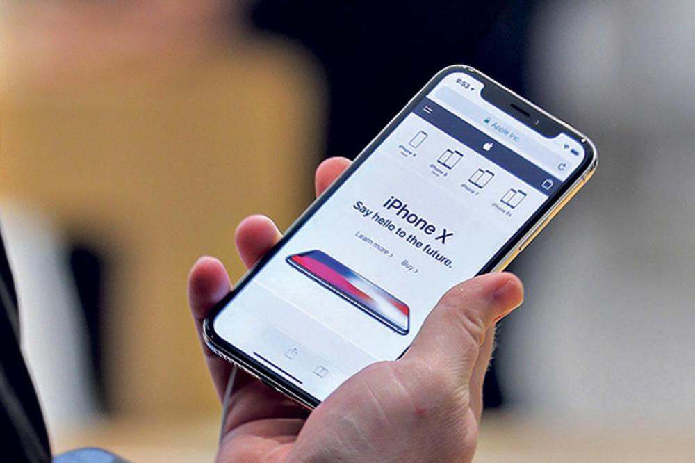 VELIKA ZARADA: Izrada novog ajfona X košta 357,5 dolara