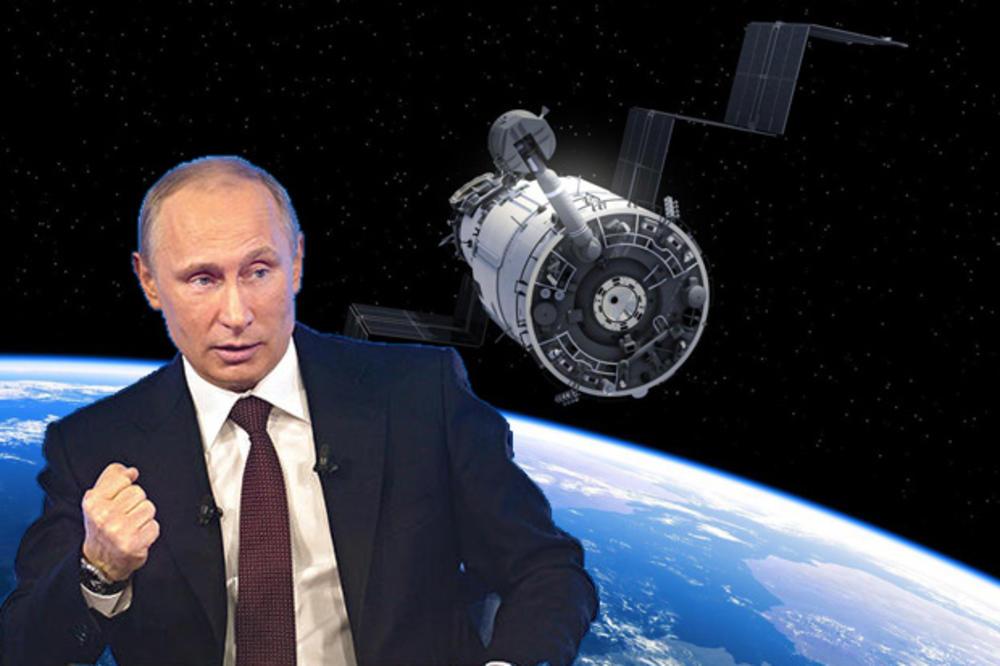 AMERIKA U ŠOKU! -Rusi poslali u orbitu 55 kosmičkih brodova koji kontrolišu lansiranja američkih balističkih raketa!