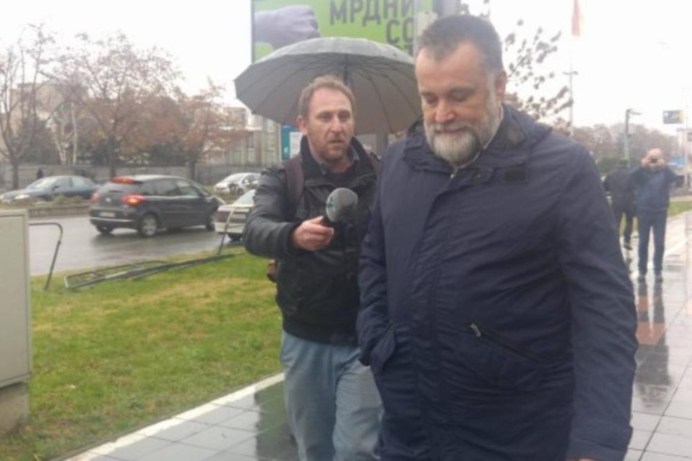 GRUJEVSKOM GODINU I PO DANA ROBIJE: Bivši makedonski obaveštajac osuđen u aferi Prisluškivanje!