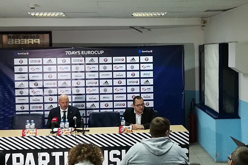 (KURIR TV) NIJE BOLELO: Evo šta Saša Obradović kaže o incidentu u kom je u Pioniru pogođen u glavu
