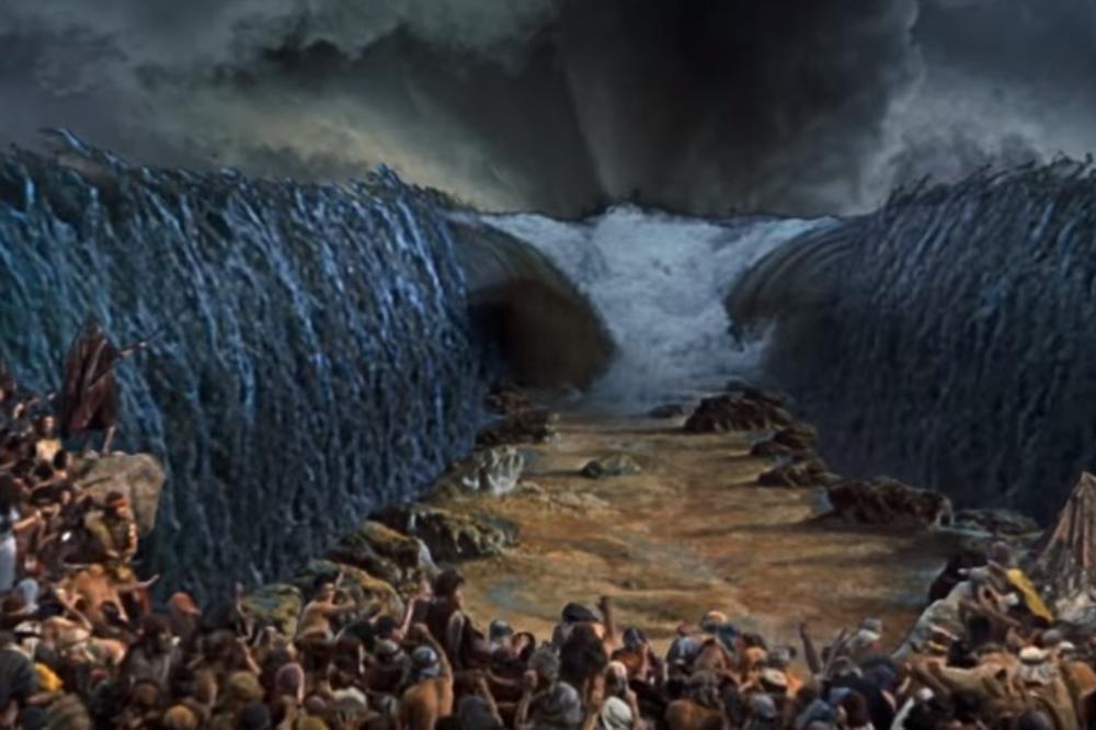 OTKRIVAMO SVE TAJNE BIBLIJSKIH ČUDA: Kako se razdvojilo Crveno more, šta je istina o 10 pošasti i da li je Hrist zaista lečio bolesne! VEKOVIMA SU NAS UČILI JEDNO, A SAD NAUKA SVE TO POBIJA