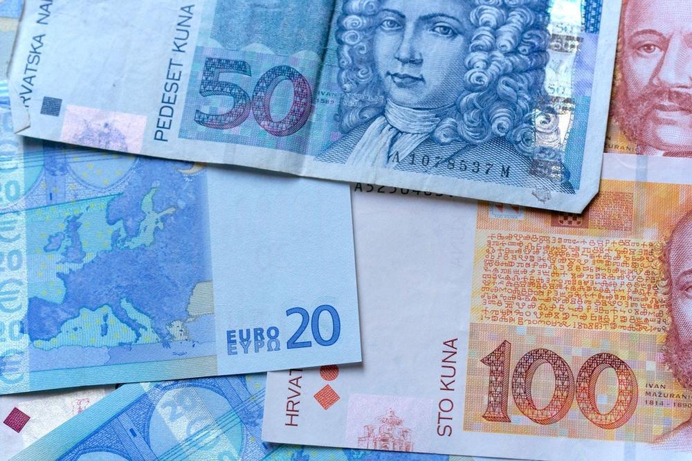 TO NIJE DOBRA ODLUKA: 74 odsto Hrvata protiv uvođenja evra 2020. godine