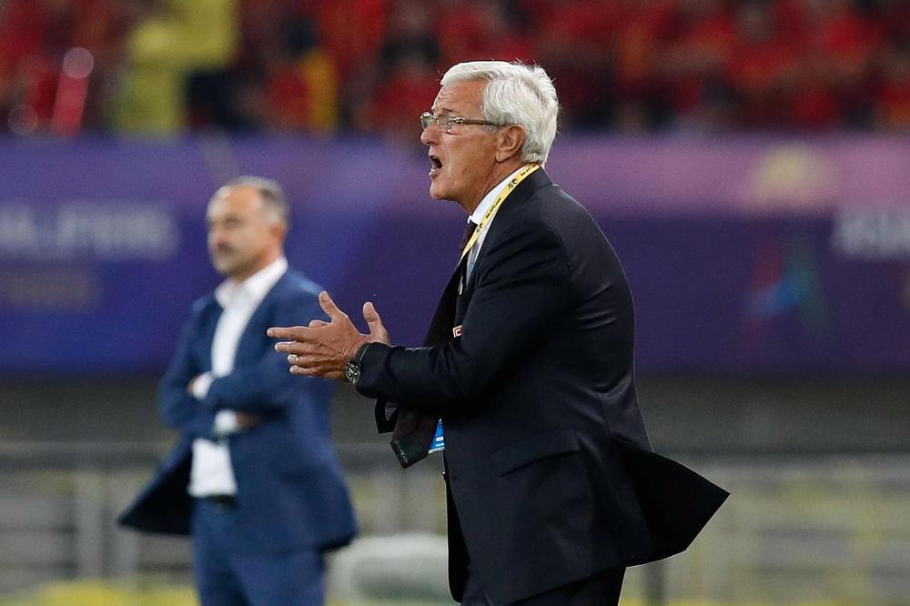 KINEZI SE NADAJU FEŠTI Marčelo Lipi: Utakmica protiv Srbije će biti zabavna