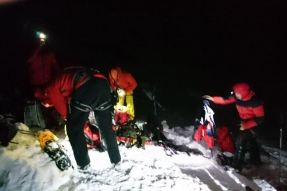 (FOTO) DRAMA U AUSTRIJSKIM ALPIMA: Nemac (45) propao u pukotinu glečera, pronađen posle 5 dana!