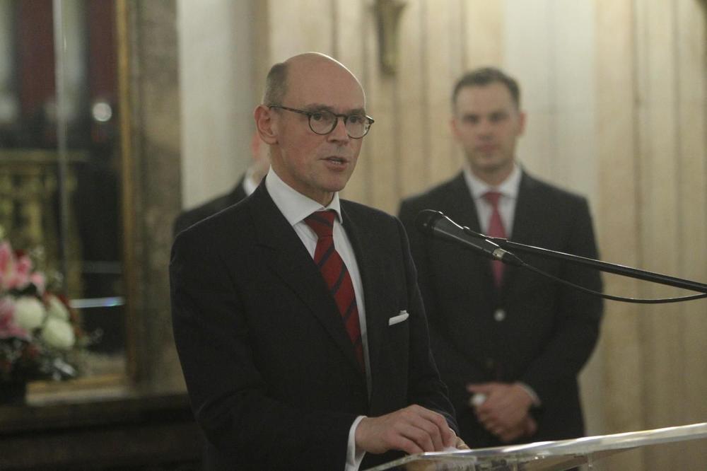 AMBASADOR NORVEŠKE: Za brži prijem Srbije u EU važne ekonomske reforme