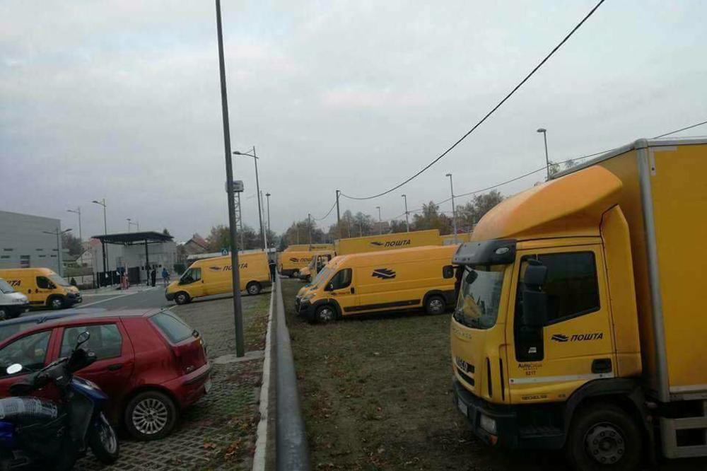 VLADA ODBILA ZAHTEVE RADNIKA POŠTE, KREĆE PROTEST: Prvo okupljanje u nedelju, generalni štrajk 20. novembra