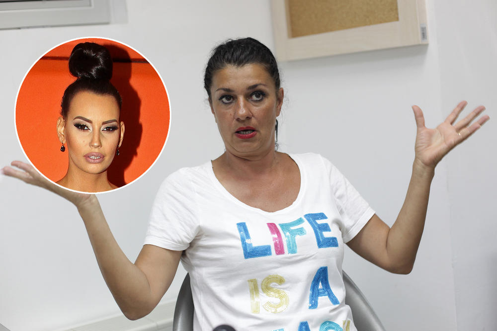 (VIDEO) SAŠKA KARAN SPUCALA ŠAKOM U GLAVU KATARINU GRUJIĆ: Pevačica došla da peva, nije slutila šta će je snaći!