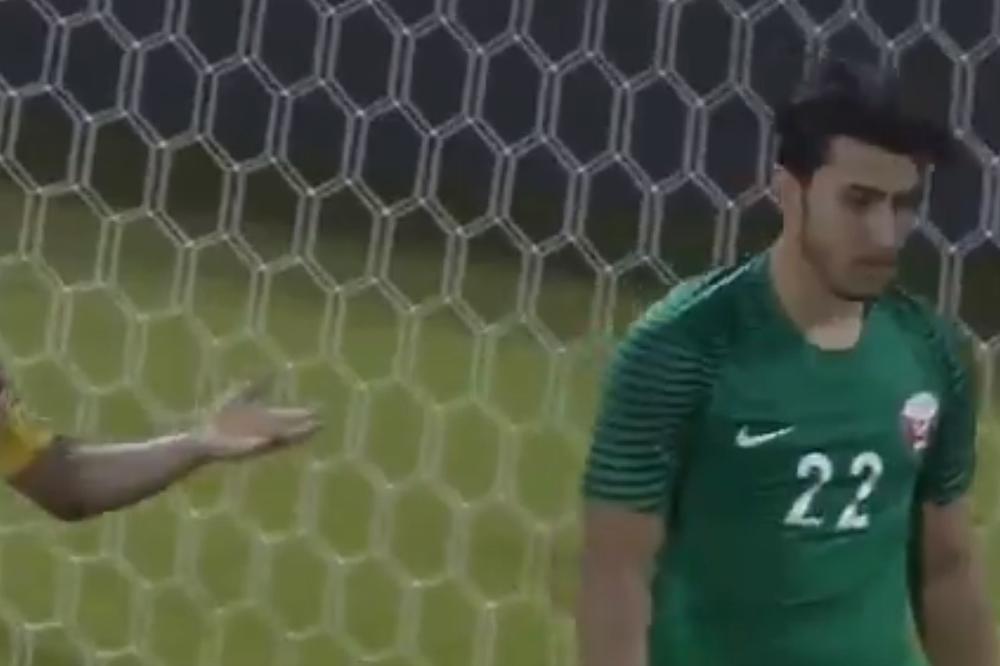 (VIDEO) PENAL SERIJA O KOJOJ BRUJI SVET: Golman dobio crveni karton, igrač odbranio šut vredan Svetskog prvenstva
