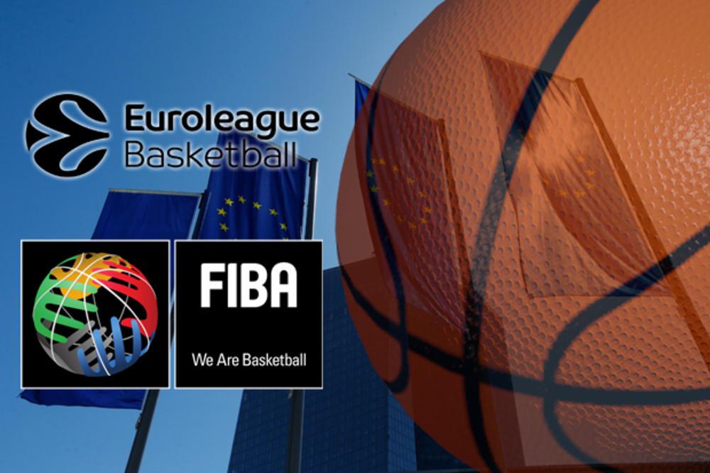RAT FIBA I EVROLIGE REŠAVA EU: Evropska komisija odlučuje o prozorima!