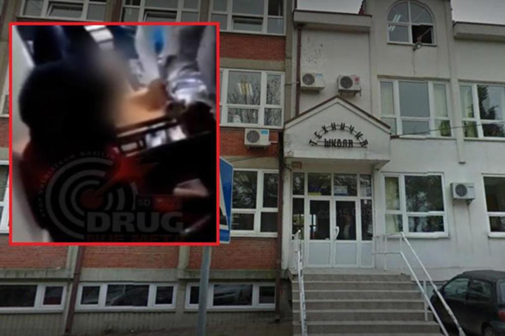 (VIDEO) SREĆA JE, NEMA POSLEDICA! Verovali ili ne, ovo je izjavio direktor škole u Aranđelovcu u kojoj je devojčica brutalno maltretirana!