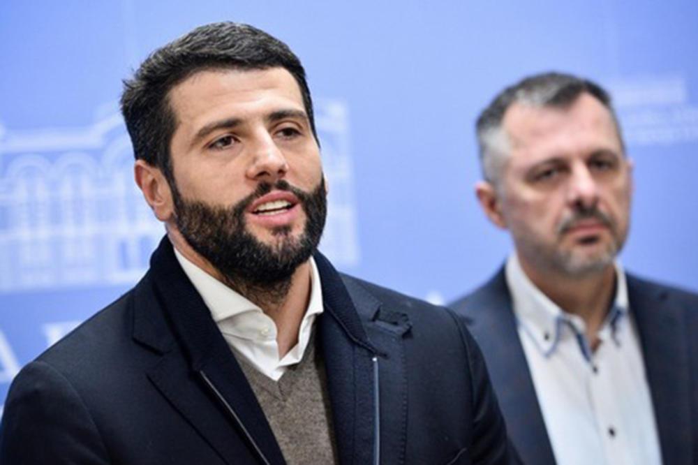 ALEKSANDAR ŠAPIĆ U BANJALUCI: Dogovorena saradnja sa Novim Beogradom!