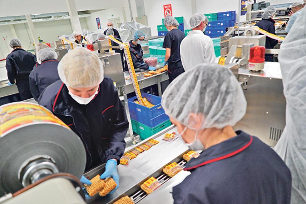 VELIKI PLANOVI KOMPANIJE CG CORP GLOBAL: Nudle proizvedene u Rumi krenule u Evropu