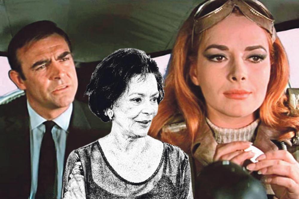 KARIN DOR IZGUBILA BITKU ZA ŽIVOT: Umrla najlepša Bondova devojka