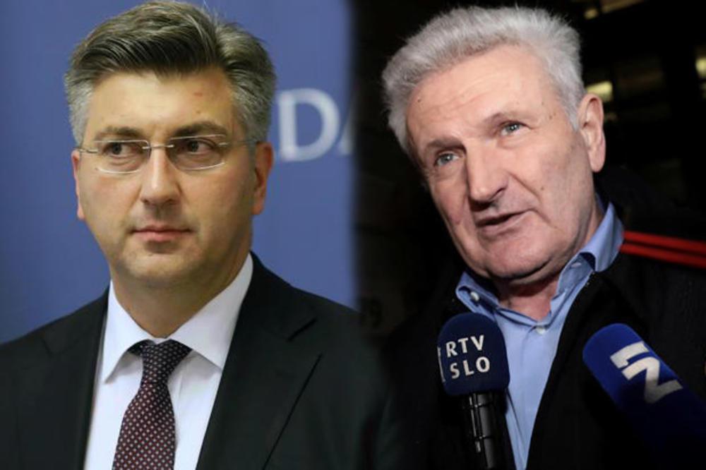 DAN D ZA HRVATSKU VLADU: Plenković pada zbog Agrokora?