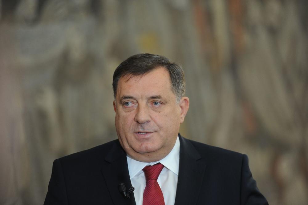 DODIK: Proglasio bih Izetbegovića personom non grata u Srbiji