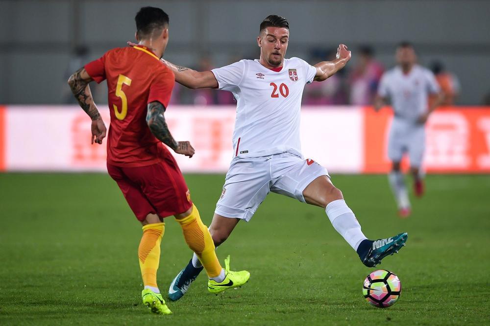 SMS DEBITOVAO ZA ORLOVE: Srbija je dugo čekala njegov nastup, a evo šta je on rekao posle utakmice u Kini
