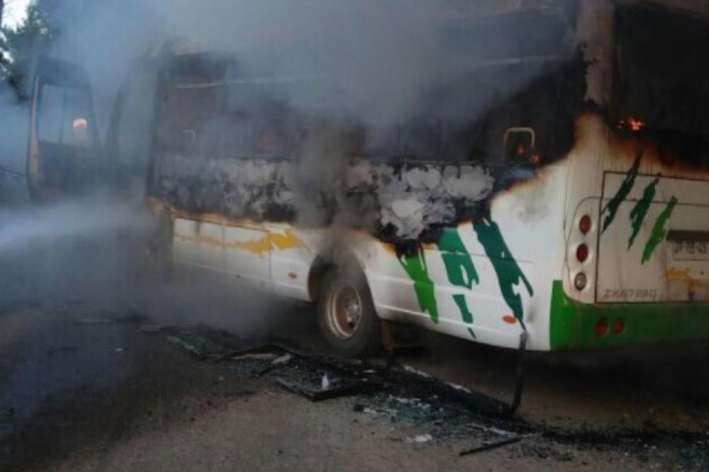 ČILEANSKO PLEME PROTIV PAPE FRANJE: Zapalili autobus i poručili mu da nije dobrodošao