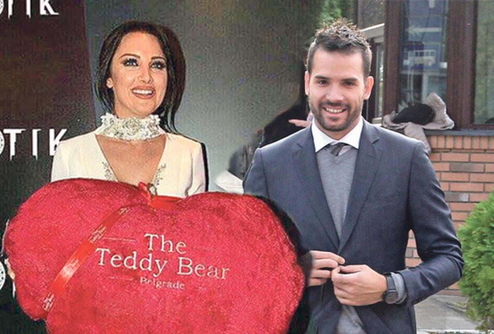 TO ŠTO SE SPREMA ZA PRIJINO I FILIPOVO VENČANJE JOŠ NIJE VIĐENO U SRBIJI: Evo kako teku pripreme za svadbu decenije, samo za cveće 70.000 evra! DIJAMANTSKA DEKORACIJA, OLTAR, ZELENI VRT! (KURIR TV)