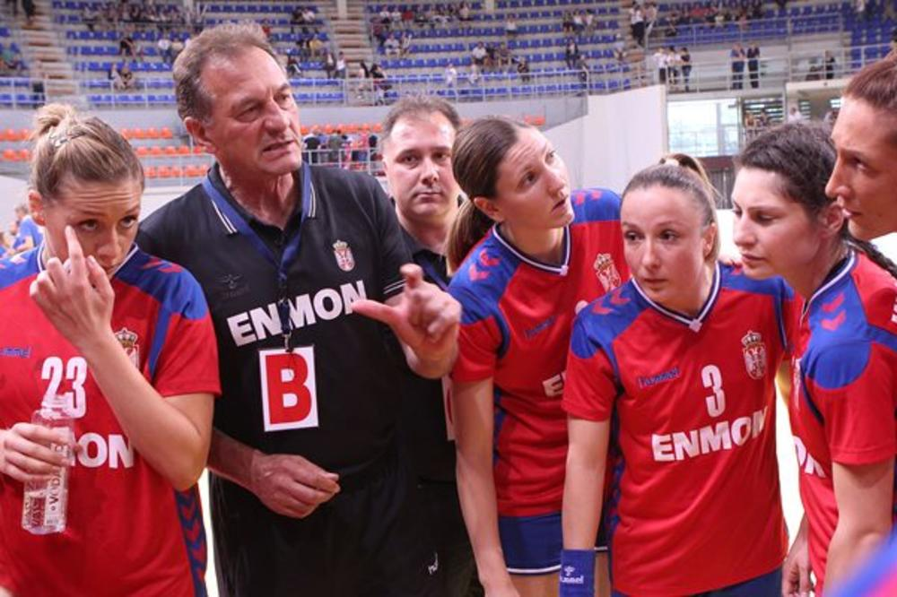 SELEKTOR SKRATIO SPISAK: Obradović u ponedeljak označava početak priprema za Svetsko prvenstvo