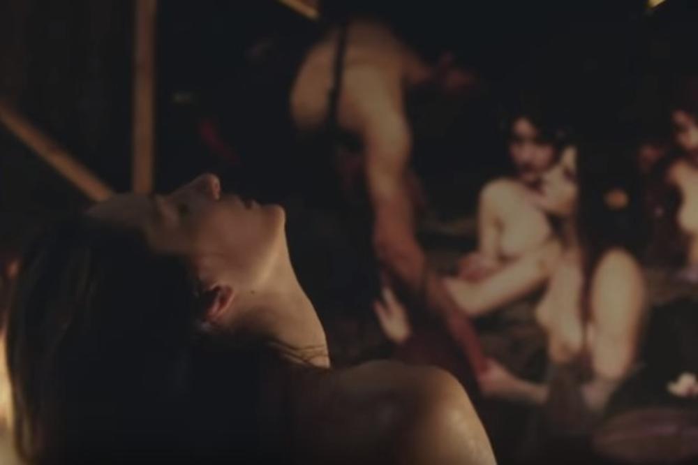 (VIDEO) O OVOME SVI PRIČAJU: Marija Bergam otvoreno o scenama seksa u seriji Senke nad Balkanom!