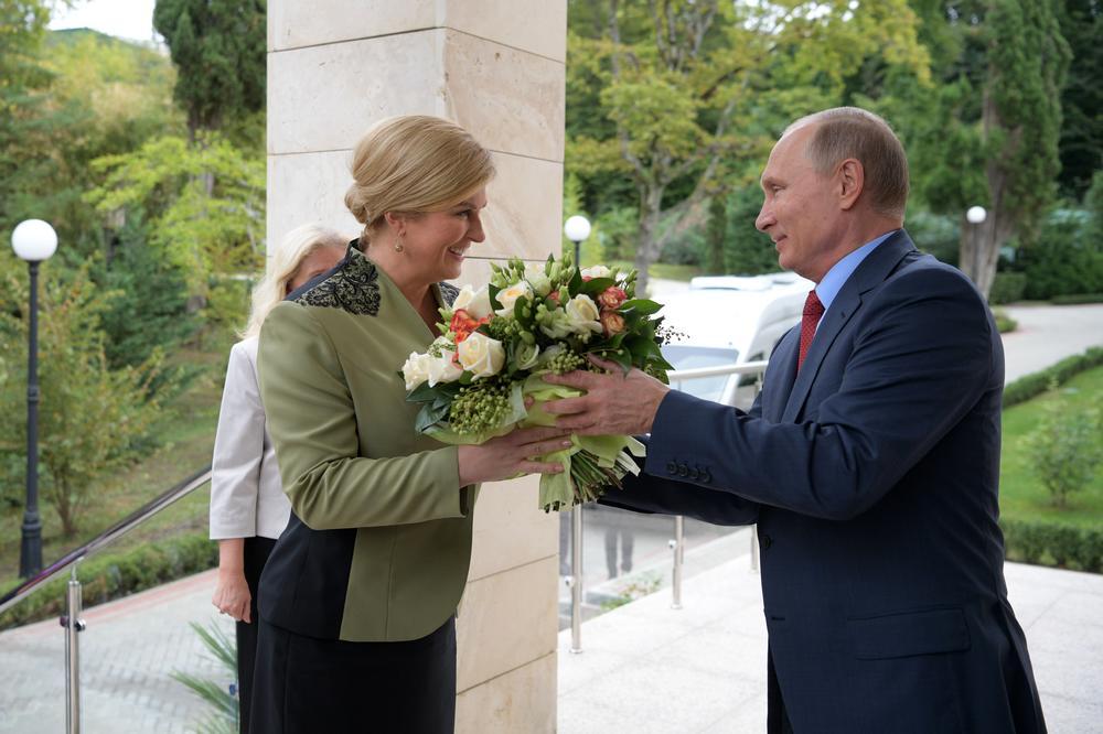 KOJA ŠKRTICA! Ruski ambasador u Hrvatskoj o susretu Putina i Kolinde