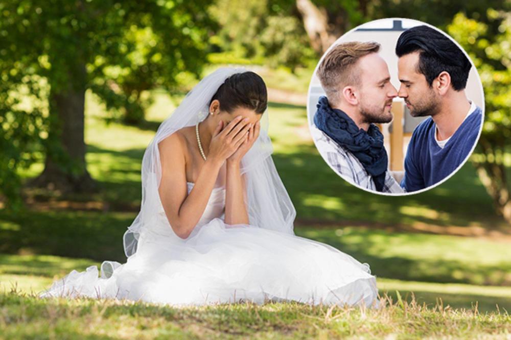 BRUTALNA ISPOVEST MLADE IZ ŠAPCA: Uhvatila sam muža usred svadbe u akciji sa muškarcem! Ne spavamo zajedno, ne pokušava da me dodirne!
