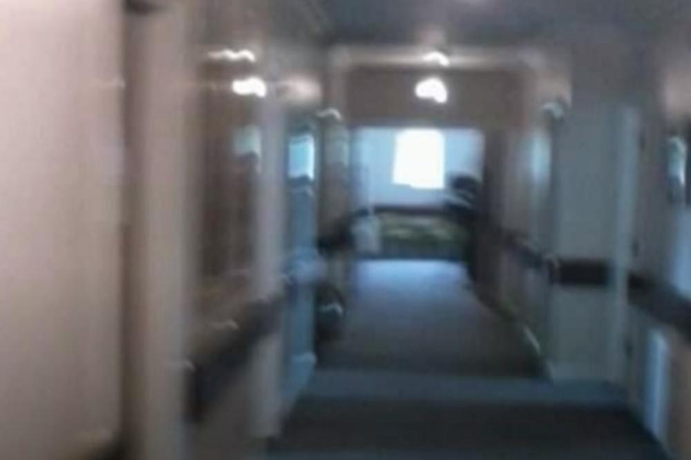 SVET U ŠOKU ZBOG SLIKE: Kada sam u hodniku videla ovo, par sati kasnije tata je umro!