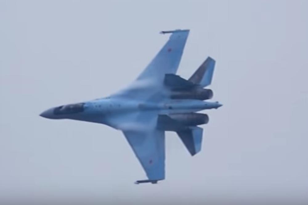 ARAPI ODLEPILI ZA RUSKIM BOMBARDEROM: Kad su videli šta može moćni suhoj, odmah kupuju 10 komada! VIDEO