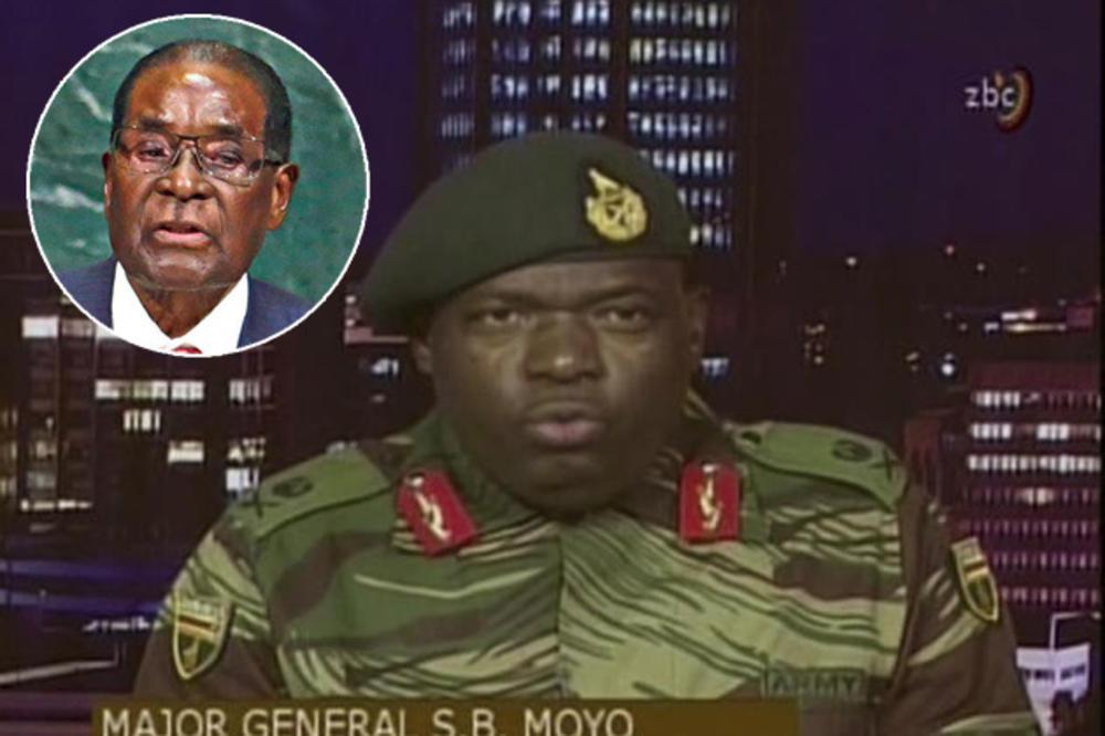 (VIDEO) DRAMATIČNO U ZIMBABVEU! VOJSKA PREUZELA VLAST: Na udaru nije Mugabe nego kriminalci!