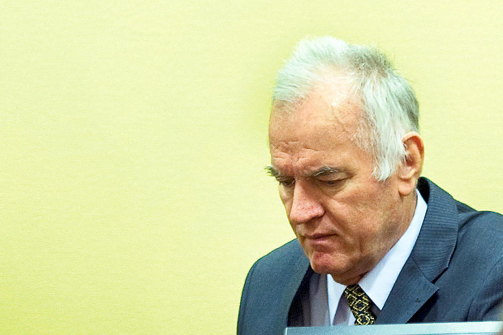SKANDALOZNO! – Haški doktori ubijaju Ratka Mladića!