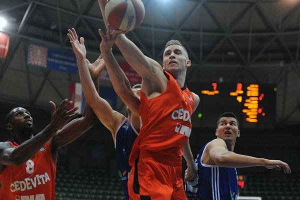 DOMINACIJA MUSE: Cedevita deklasirala Mornar