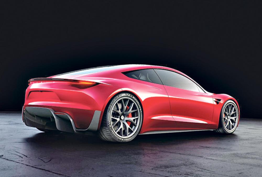 "EXPRES - ""Tesla"" je ponovo najbrži na svetu"
