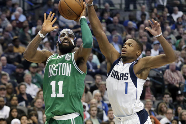(VIDEO) BOSTON DO 16 UZASTOPNE POBEDE: Irving sa 47 poena predvodio