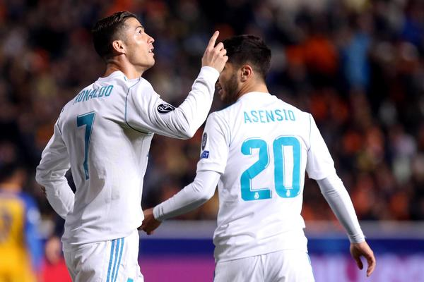 (VIDEO) RONALDO PREKINUO POST: Real pregazio APOEL, Kristijano