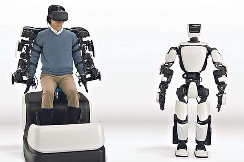 HIT: Tojotin robot imitira ljude