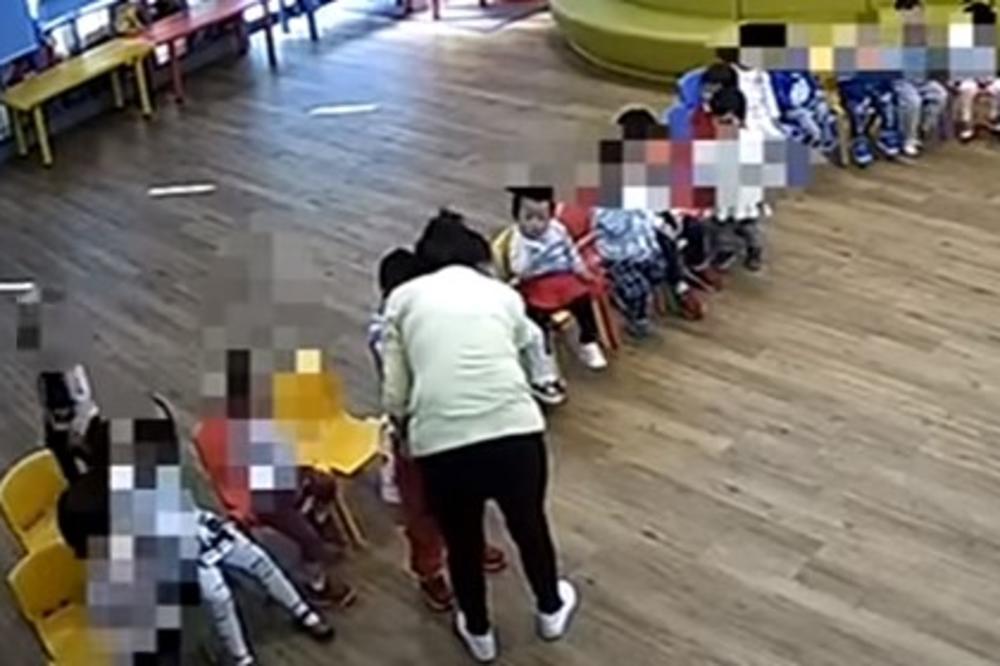 Sexualno zlostavljanje dece video